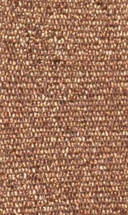 Bronze metallic ribbon