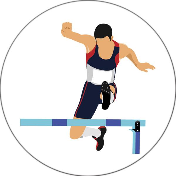 Male hurdles