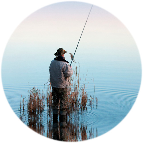 Fisherman image