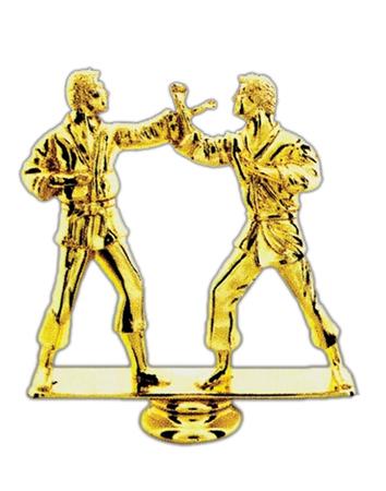 Karate Male Fighters - pair
