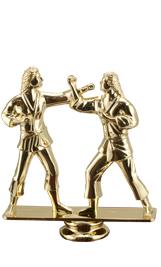 Karate Female Pair - Fighters